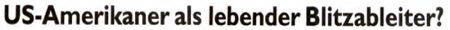 Bild: us-bürger als blitzableiter
