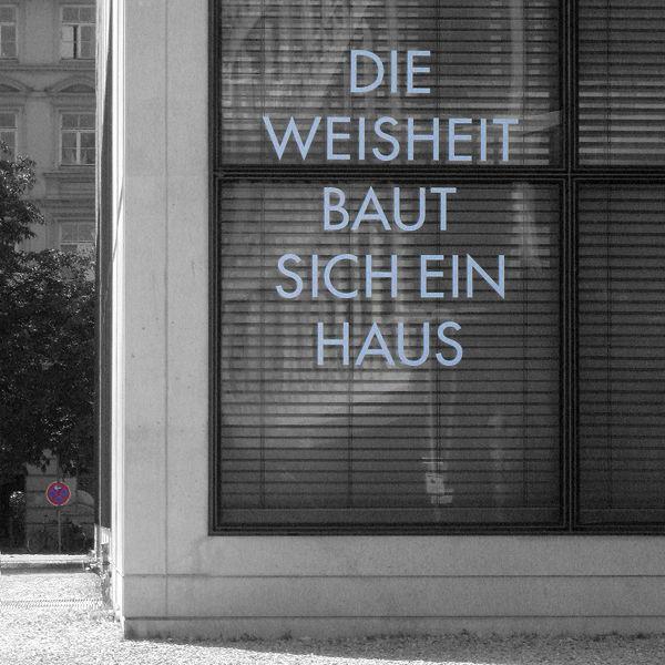 Bild: Weisheitsgebäude